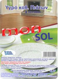 Απορρυπαντικά Multistick Mon Sel