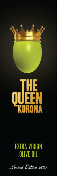 Ετικέτα λαδιού - Queen Korona - Multistick labels